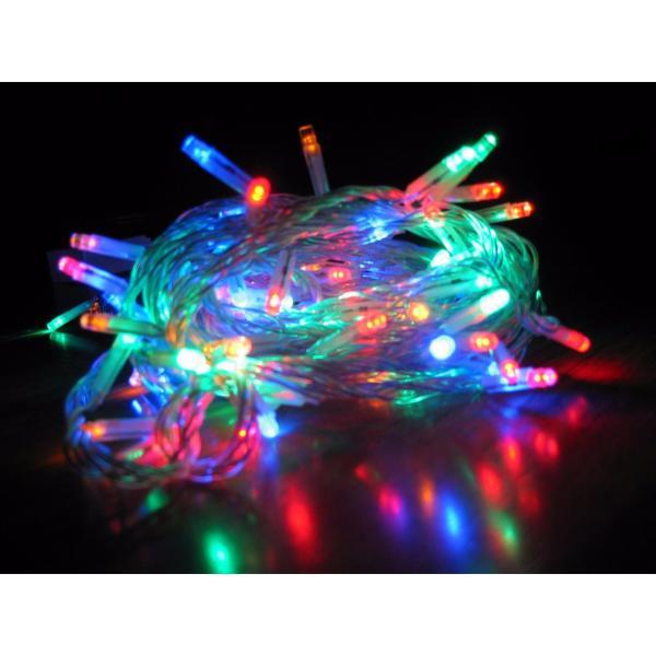 Bảng giá Bộ 2 Dây đèn Led trang trí siêu tiết kiệm điện dài 4,5 mét - Bảo hành 3 tháng
