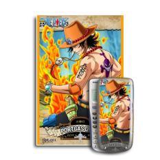 Mua Bộ 2 decal trang trí máy tính cầm tay One Piece 001