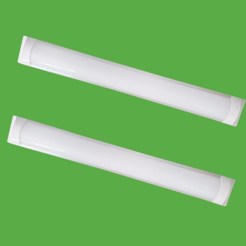Bộ 2 đèn led Tuýp bán nguyệt 23w -0.6 mét