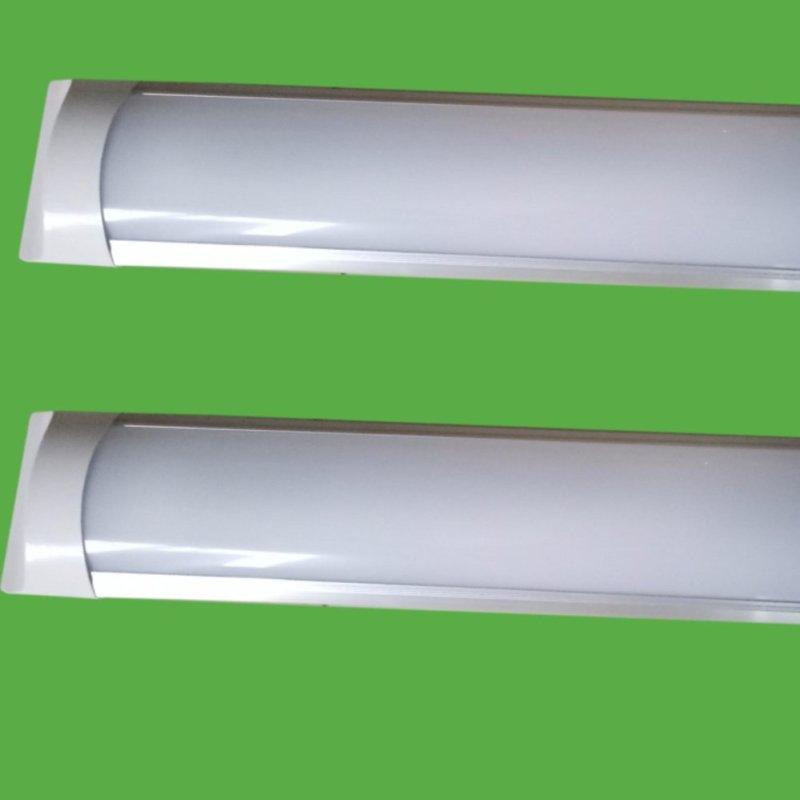 Bộ 2 đèn led Tuýp bán nguyệt 45w
