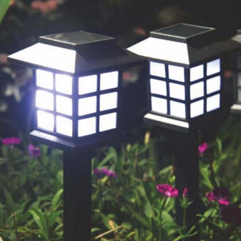 Bộ 2 đèn năng lượng mặt trời sân vườn MT75