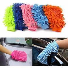 Hình ảnh Bộ 2 găng tay lau rửa xe