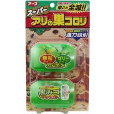 Bộ 2 hộp thuốc diệt kiến Super Arinosu Koroki - Hàng Nhật nội địa