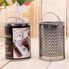 Hình ảnh Bộ 2 lọc rác Inox bồn rửa