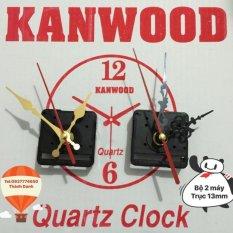 Bán Bộ 2 May Kim Tro Kanwood Trục 13Mm Có Thương Hiệu Rẻ