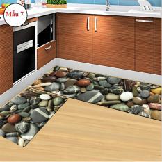 Giá Bán Bộ 2 Thảm Lot San Bếp Cao Cấp 40X60 Va 40X120 Gg24