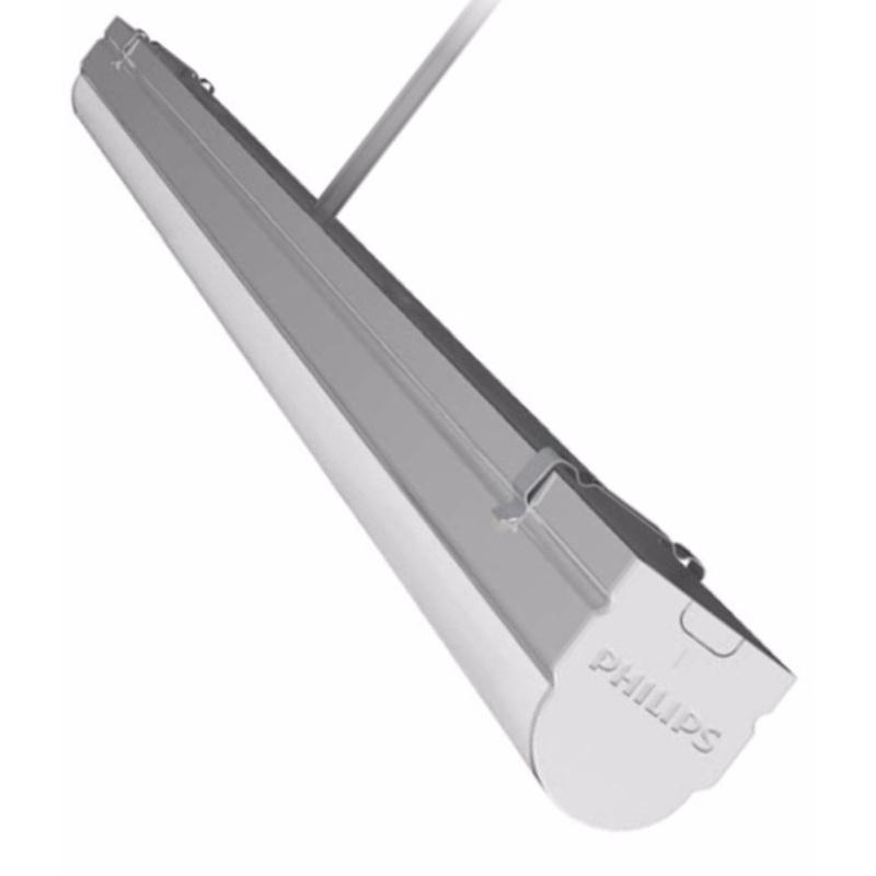 Bộ 2 Tuýp Led Liền Máng Philips T8 BN012C 20w dài 1m2 (Trắng/Vàng) - Bảo hành 2 năm - Led tiết kiệm điện bảo vệ mắt kiểu dáng hiện đại thẩm mỹ