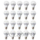 Cửa Hàng Bộ 20 Bong Đen Led Bulb 5W Anh Sang Vang Rẻ Nhất