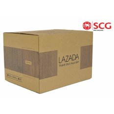 Bộ 200 Thùng Carton Size S1, Kt 20*15*10 Cm By Scg Packaging – Nai.
