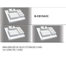 Mua Bộ 3 Bảng Điện Nổi An Toan Lioa 3 Trong 1 Bcb15A3C 3 Cong Tắc Mới Nhất