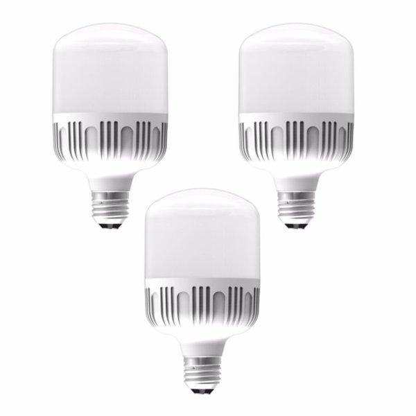 Bộ 3 bóng đèn led Bulb chống nước 18w ( ánh sáng trắng)