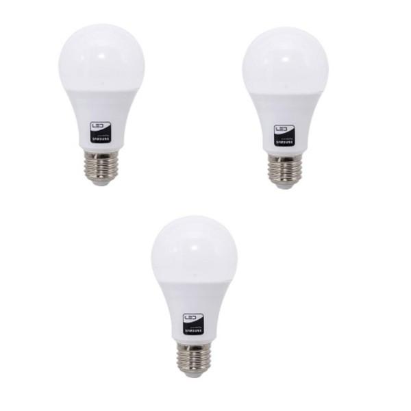 Bộ 3 Bóng đèn Led Bulb Rạng Đông A60N2/9W