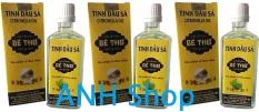 Bộ 3 Chai Tinh dầu sả 100% nguyên chất Bé Thơ 50ml_ANH Shop.