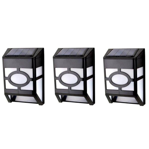 Bộ 3 đèn năng lượng mặt trời MT16X3