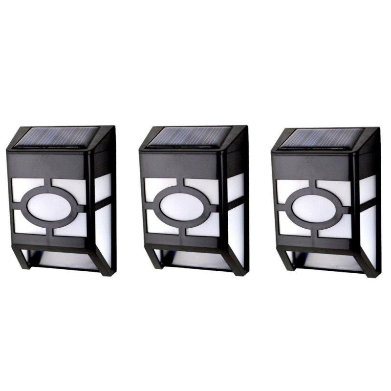 Bộ 3 đèn năng lượng mặt trời MT16X3  (ánh sáng trắng )