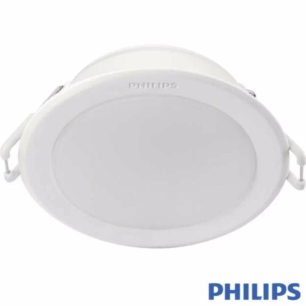 Bộ 3 đèn Philips LED Downlight âm trần 59201 5,5W (Trắng/Vàng)