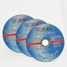 Bộ 3 đĩa đá cắt 100x1x16 RESIBON thương hiệu Nhật Bản