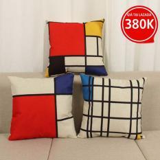 Bộ 3 Gối Trang Tri Sofa Minhi Standar 40Cm X 40Cm 209 Hồ Chí Minh