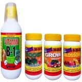 Bọ Phan Bón Lá Chăm Sóc Cay Toàn Diẹn Topagri Boost Grow Blossom Và 1 Chai B1 220Ml Nguyên