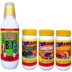 Giá Bán Bọ Phan Bón Lá Chăm Sóc Cay Toàn Diẹn Topagri Boost Grow Blossom Và 1 Chai B1 220Ml Trực Tuyến Hồ Chí Minh