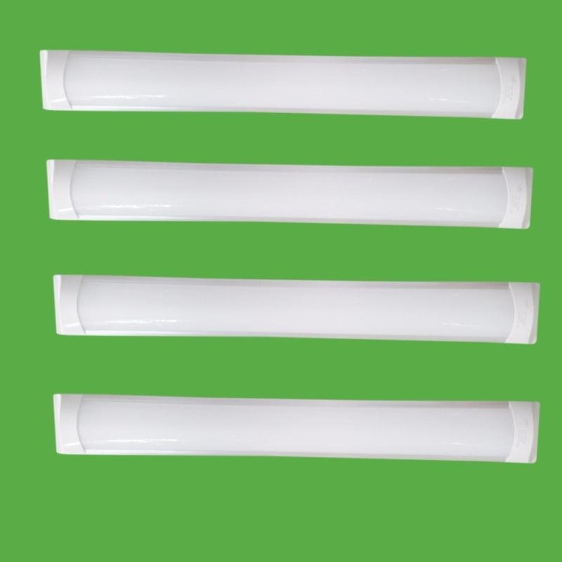 Bộ 4 đèn led Tuýp bán nguyệt 23w -0.6 mét