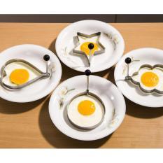 Hình ảnh Bộ 4 khuôn chiên trứng, khuôn bánh