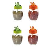 Bán Bộ 4 Lọ Gia Vị 370Ml Sauce Spice Jar Herevin 131506 Có Thương Hiệu Rẻ