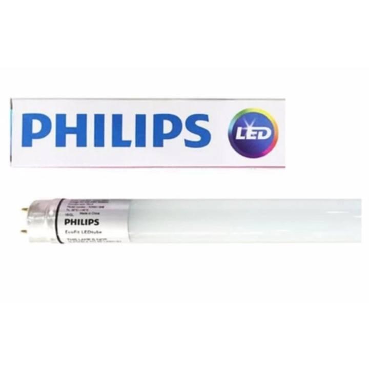 Bộ 20 B 243 Ng đ 232 N Led Tube Ecofit Philips 16w 1m2 Trắng