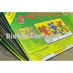 Bộ 5 miếng Keo dính chuột - Keo bẫy chuột siêu dính lớn Korea Catch-Mouse