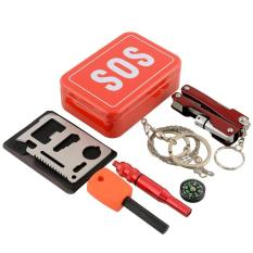 Hình ảnh Bộ 6 dụng cụ cứu hộ đa năng Tmark