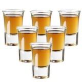 Bộ 6 ly rượu thủy tinh cao cấp