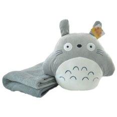 Bán Bộ Chăn Gối 3 Trong 1 Totoro Tron Nguyên