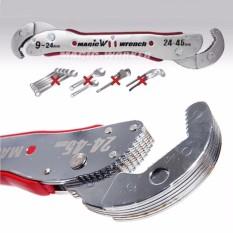 Bộ cờ lê tuýp - Cờ lê THÔNG MINH Magic Wrench phù hợp các loại ốc vít, ống nước 9-45mm, CHẤT LƯỢNG CAO