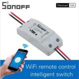 Ôn Tập Bộ Cong Tắc Thong Minh Sonoff Basic 10A Điều Khiển Bật Tắt Va Hẹn Giờ Thiết Bị Điện Qua Wifi 3G 4G Kmart Trong Hà Nội