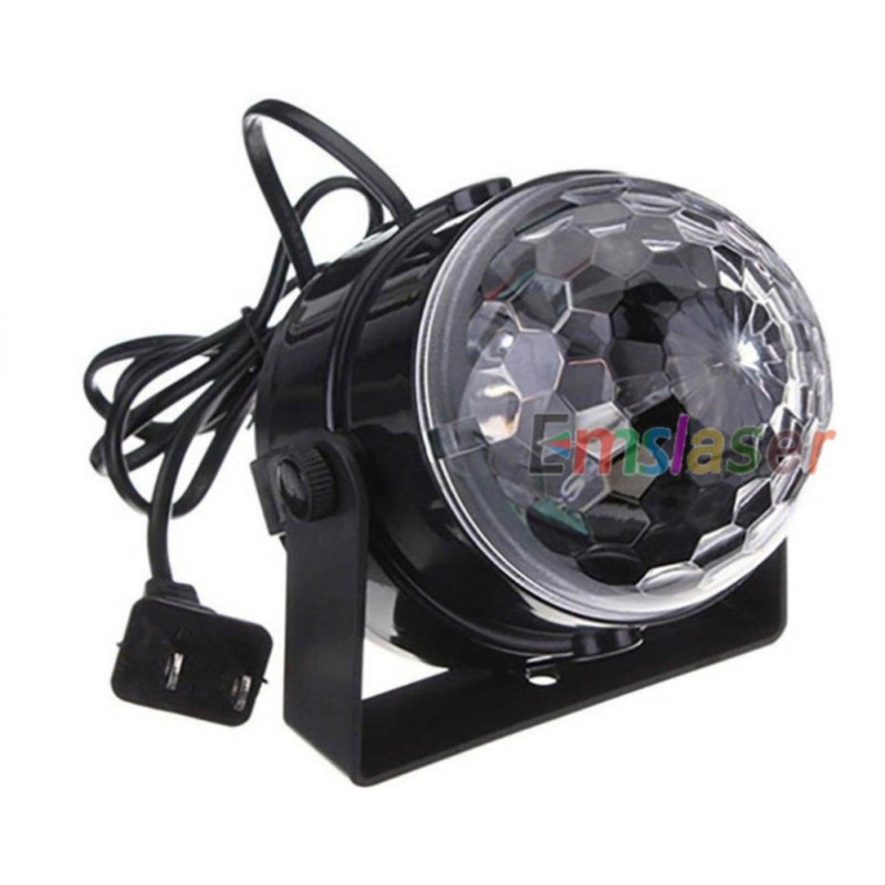 Bảng giá Bộ đèn LED đổi màu RGB ánh sáng laser chuyên dụng - EMSLASER KTV