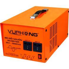 Bộ đổi nguồn (kích điện / inverter) sine chuẩn 12V-1500VA