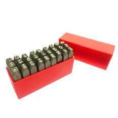 Bộ đóng CHỮ 5mm hiệu YC (xuôi)  -  YC-601-5.0