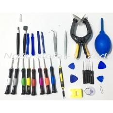 Bộ dụng cụ đồ nghề tháo lắp sửa chữa điện thoại iphone samsung - full bộ tua vít đầy đủ