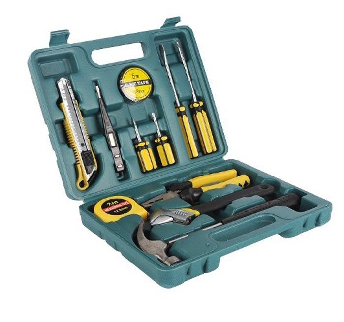 Bộ dụng cụ sửa chữa đa năng 16 món Clever Mart (Xanh)