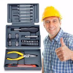 Hình ảnh Bộ dụng cụ sửa chữa đa năng 24 món CONEABR (Đen)