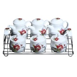 Bộ Gia Vị 6 Mon Bằng Sứ Ceramics Porcelain E524 117 Hồ Chí Minh Chiết Khấu 50