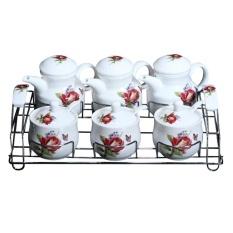 Chiết Khấu Bộ Gia Vị 6 Mon Bằng Sứ Ceramics Porcelain E524 117