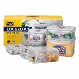 Cửa Hàng Bộ Hộp Nhựa 6 Sản Phẩm Lock Lock •t1 Hộp 1 9 1 Hộp 1 3L 1 Hộp 1L 1 Hộp 860Ml 1 Hộp 600Ml 1 Hộp 430Ml Hpl818Shp Rẻ Nhất