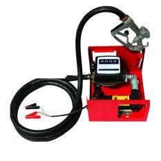 Hình ảnh Bộ máy Bơm dầu Diesel dầu hỏa chạy điện 220V CH8020DC
