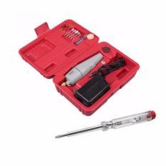 Hình ảnh Bộ máy khoan cắt cầm tay mini (TD) + Bút thử Điện