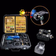 Bộ máy khoan, mài, khắc, đánh bóng mini đa năng V2 MTST