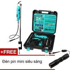 Bộ May Khoan Mai Khắc Mini 350Pcs Zento Js10B 5 Tặng Đen Pin Mini Zento Zento Chiết Khấu 30