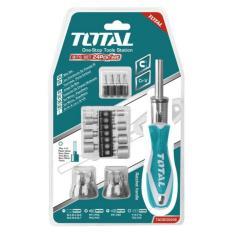 Bộ mũi vít 24 chi tiết Total TACSD30246