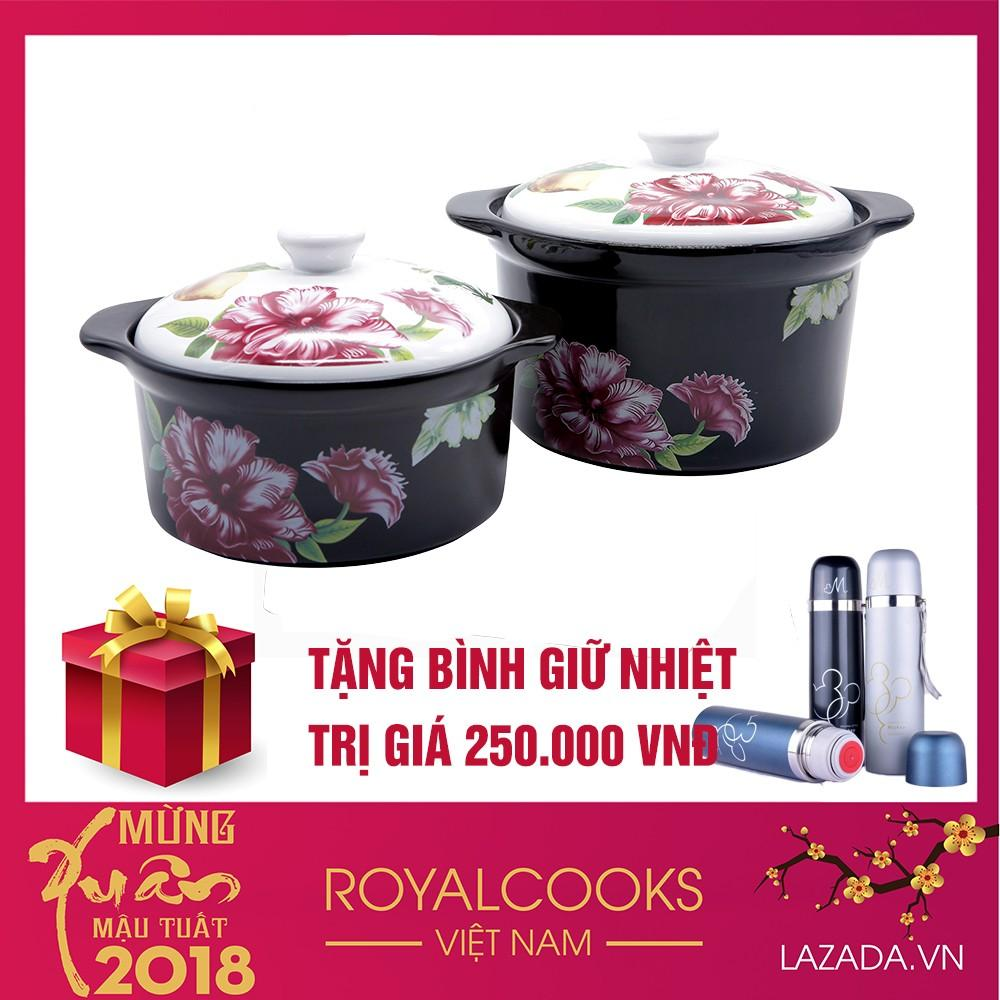 Bo Noi Gom Su Cao Cap Royalcooks