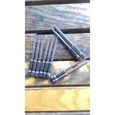 Bộ sản phẩm 10 đầu hoa thị có lỗ dài 75mm